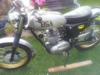 Bsa B25 249