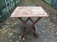 Garden/Patio Table