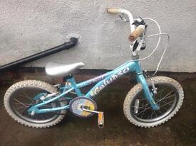 Children's calypso bike