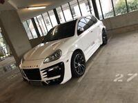 Porsche Cayenne replica show car kit