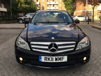 Mercedes Benz c 220 cdi sat nav 2011 Full Servis History hpi Clear Px welcome