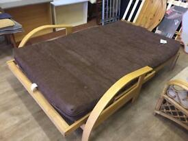 Bed & Sofa folding wood