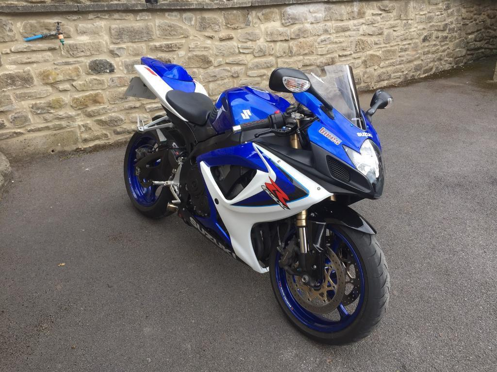 suzuki gsxr 600 k6 in ryton tyne and wear gumtree. Black Bedroom Furniture Sets. Home Design Ideas