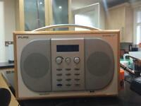 Pure DAB radio 2xt