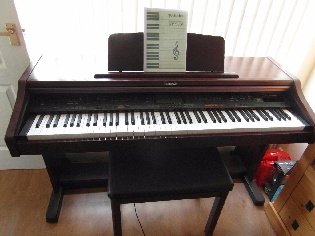 Technics Digital Ensemble Sx Pr53 M Digital Piano Price