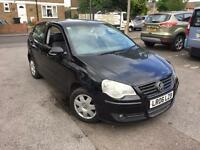VOLKSWAGEN POLO 1.2 S 2006 BLACK