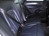 AUDI Q5 2.0 TDI QUATTRO S LINE PLUS 5DR S TRONIC Auto (silver) 2014