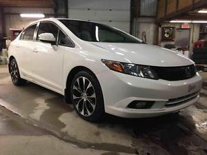 2012 Honda Civic Sdn Si **GARANTIE 7 ANS/160 000KM**