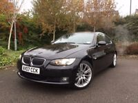 BMW 325i SE coupe with 18'' M Sport Wheels