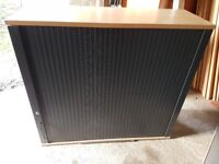 beech tambour storage cabinets top spec