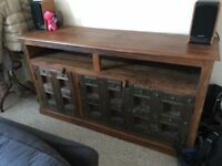 Solid wood cabinet 60£