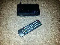 Dion Freeview Reciever Box