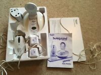 Tommie Tippee Baby unit with night light an sensor mat