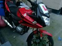Honda CBF 125cc 2012