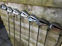 Callaway X SERIES FULL SET (IRONS, HYBRID, 3 WOOD, LOB WEDGE) Right Handed