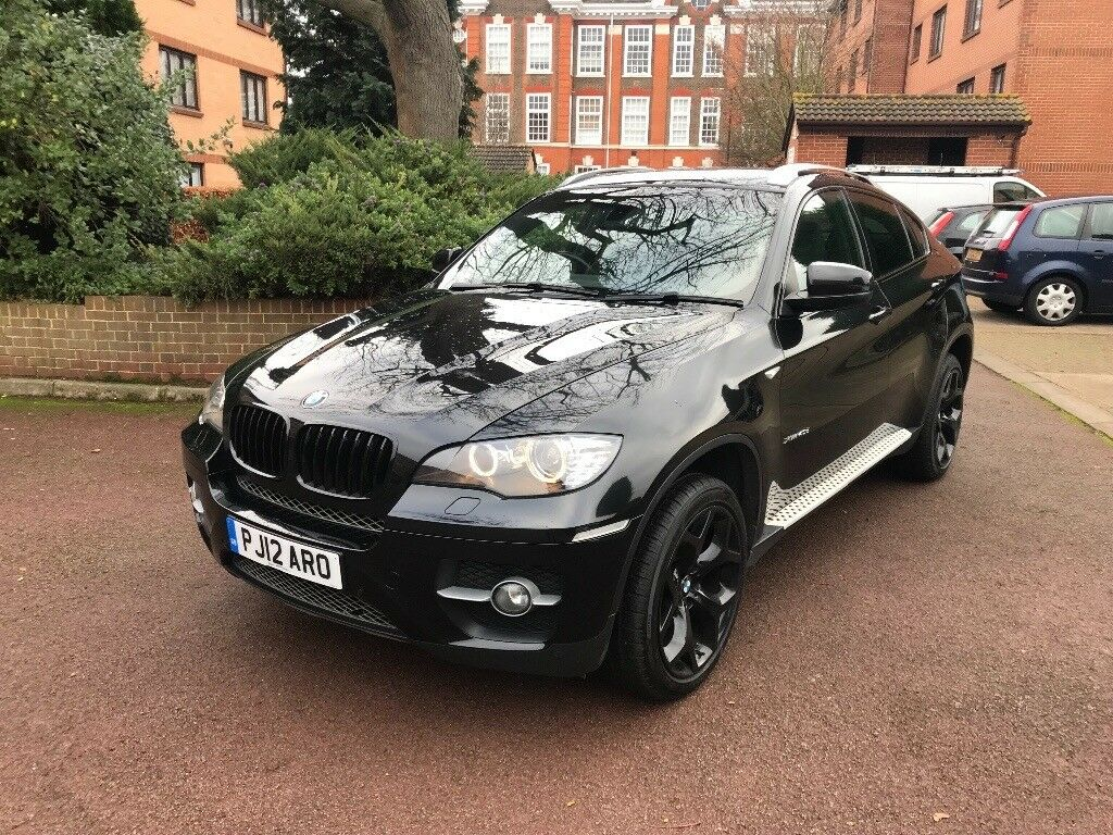 2012 Bmw X6 4d Camera And Top View 3 Seats In South Croydon