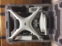 DJI phantom 4 4K Drone package quadcopter