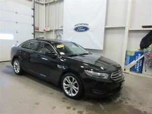 2013 Ford Taurus SEL, AWD WITH LEATHER & ROOF