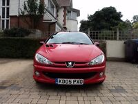 Peugeot 206 2.0 HDi Sport 5dr - 2005