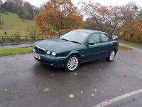 2004 Jaguar X-Type 2.0 D Classic with 6mths MOT