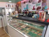 Experienced staff for icecream parlour