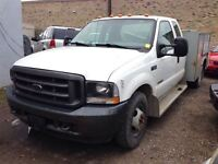 2004 Ford F-350 XL DIESEL CALL 519 485 6050 CERT AND E TESTED