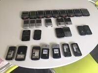 Job Lot of Blackberry phones