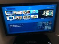 Panasonic 42 inch full hd freeview 1080p stunning like new television