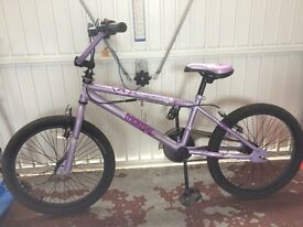 Girls BMX Trickstar Freestyle Bike