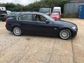 BMW 325I SE HIGH SPEC LEATHERS FULL ENGINE REBUILD