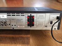 Harmon lardons stereo amplifier receiver