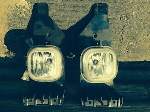 Pair of Fog lamps for Ford F350 Truck in Castlegar