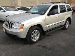 2008 Jeep Grand Cherokee Laredo, Automatic, Leather, Sunroof, Di