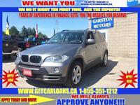 2009 BMW X5 xDrive30i*LEATHER*SUNROOF*SKY-VIEW ROOF*PHONE CONN