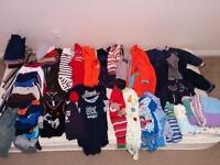 Great value clothes lot for boys 18 months