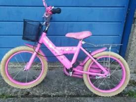 """Gitls bike 16"""" hello kitty"""