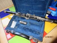 BUFFET CPOMPTON B10 CLARINET - NEAR MINT