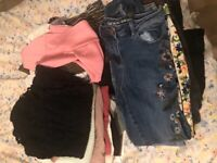Large Bundle Of Ladies Clothes Sizes 6 & 8