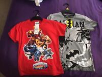 Batman & Skylanders Tshirts