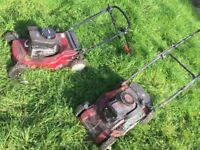 Petrol lawnmower - for parts or refurb!