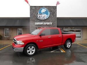 2016 Ram 1500 SLT! LOOK 4X4! FINANCING AVAILABLE!
