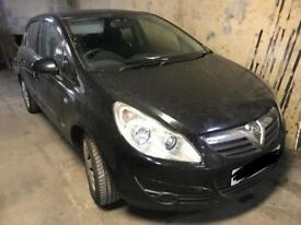 2007 Vauxhall Corsa D 1.3 CDTI BREAKING Z20R Z13DTJ ENGINE GEARBOX ECU DOOR BOOT BONNET BUMPER HEAD