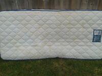 Spring mattress 190x90 cm