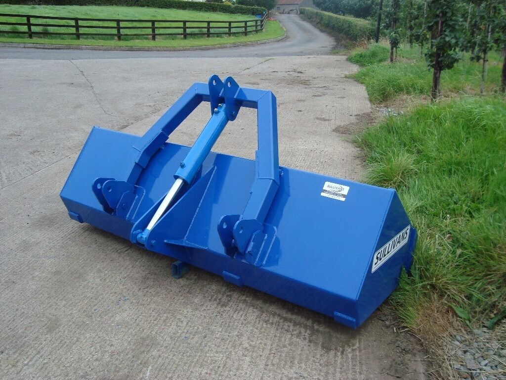 Power Link box, pallet forks, bucket