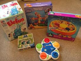Toy bundle age 3/4