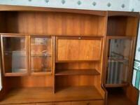 Vintage Nathan furniture large unit