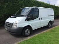 2010 ford transit swb t280 immaculate