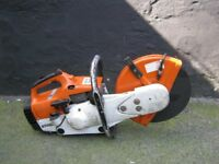 Stihl TS400 Saw / Cutter With Waterfeed