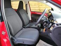 Volkswagen Up 1.0 Move Up 5dr SAT NAV & BLUETOOTH (tornado red) 2013