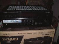 YAMAHA RX-V679 7.2 AV RECEIVER - 4K, Wi-Fi, Bluetooth, MusicCast. Powerful and Musical. REDUCED.